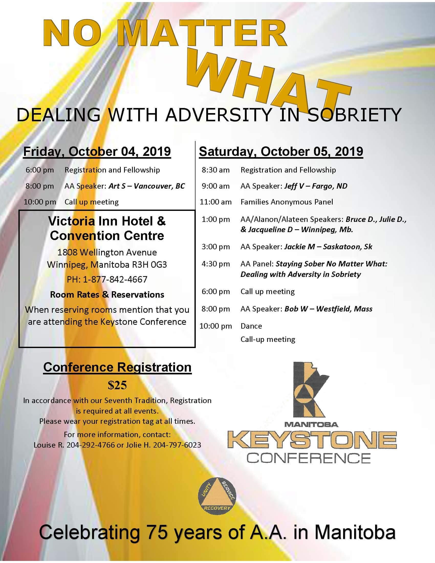 Manitoba Keystone Conference